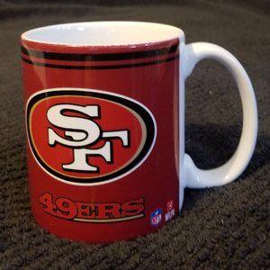 SanFrancisco 49er Mug Kaepernick Gore WIllis Davis